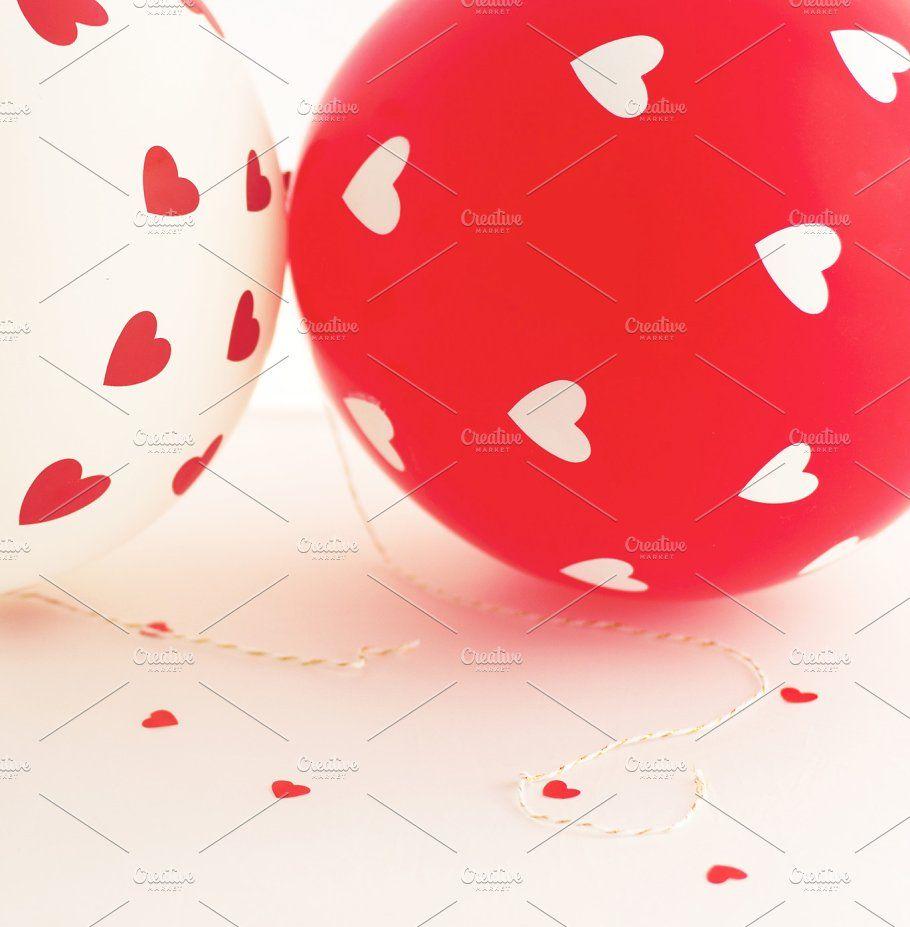 Heart balloons 3 50 heart balloons balloons