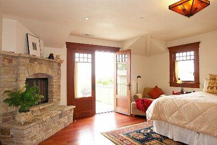 Love this door for bedroom