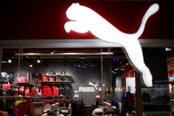 Puma lifts outlook after strong first quarter 2017