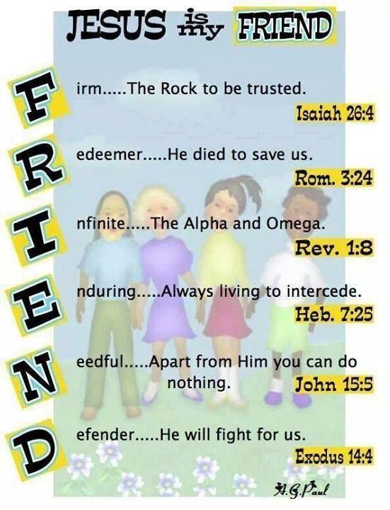 Best 25+ Jesus is my friend ideas on Pinterest   My ...