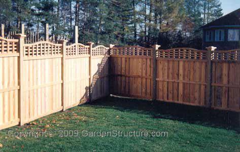 Elaborate Fences In Mississauga Ontario Fence Ideas