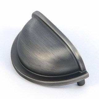 @Overstock - Change the look of your kitchen or bathroom with this modern cabinet cup pull by Stone Mill. The handle is made from zinc for durability, and it features a weathered nickel finish for elegance. The handle comes with all hardware for easy installation.http://www.overstock.com/Home-Garden/Stone-Mill-Weathered-Nickel-Nantucket-Cabinet-Cup-Pulls-Pack-of-5/4587370/product.html?CID=214117 $15.99