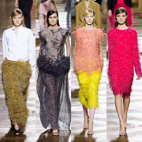 Dries van Noten, Paris Fashion Week, 2013/14
