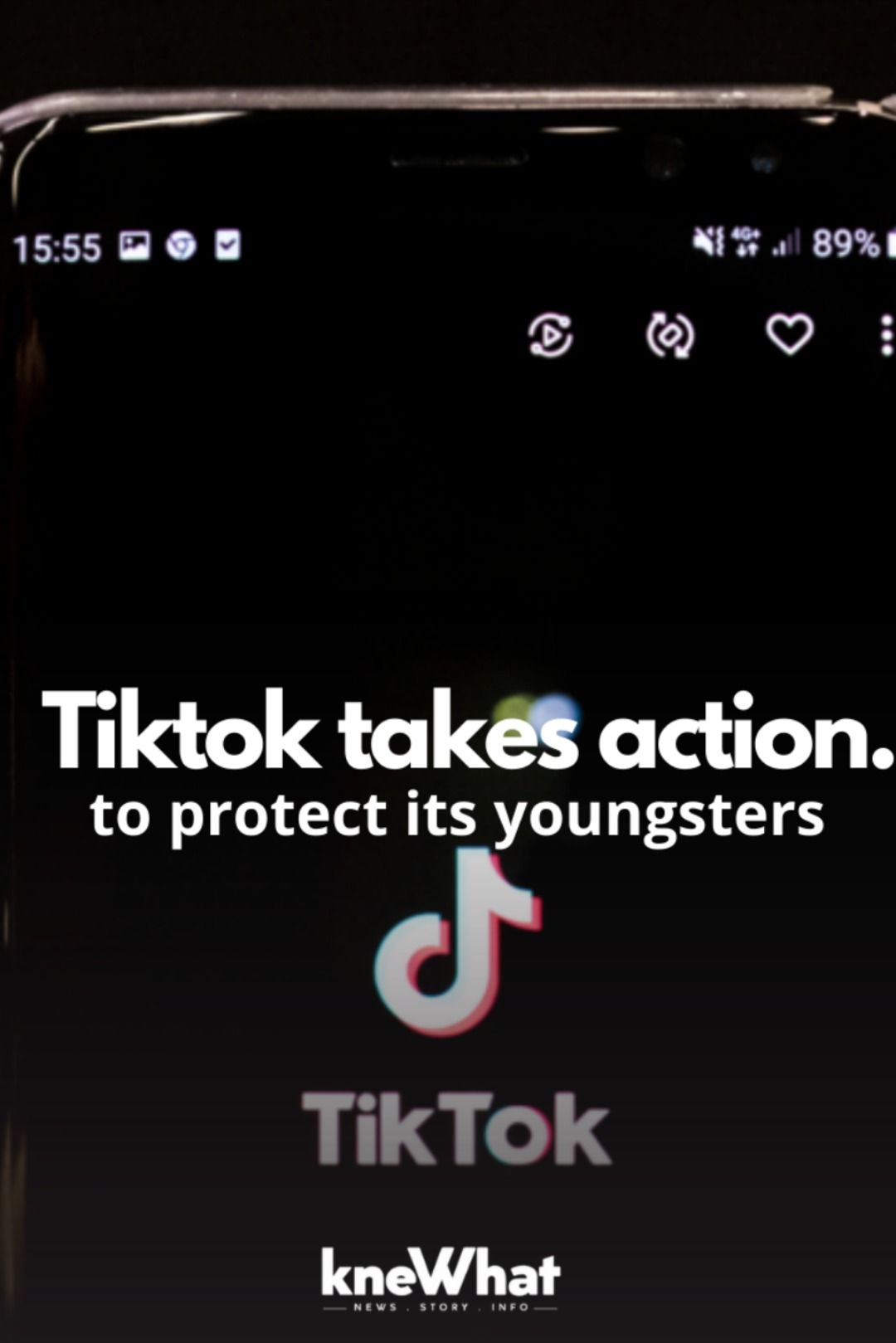After Alerts Tiktok Takes Action To Protect Its Youngest Users In 2021 Take Action Users Tech Innovation