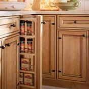 Spices Kitchen Remodel Inspiration Kitchen Cabinets Black Kitchen Cabinets