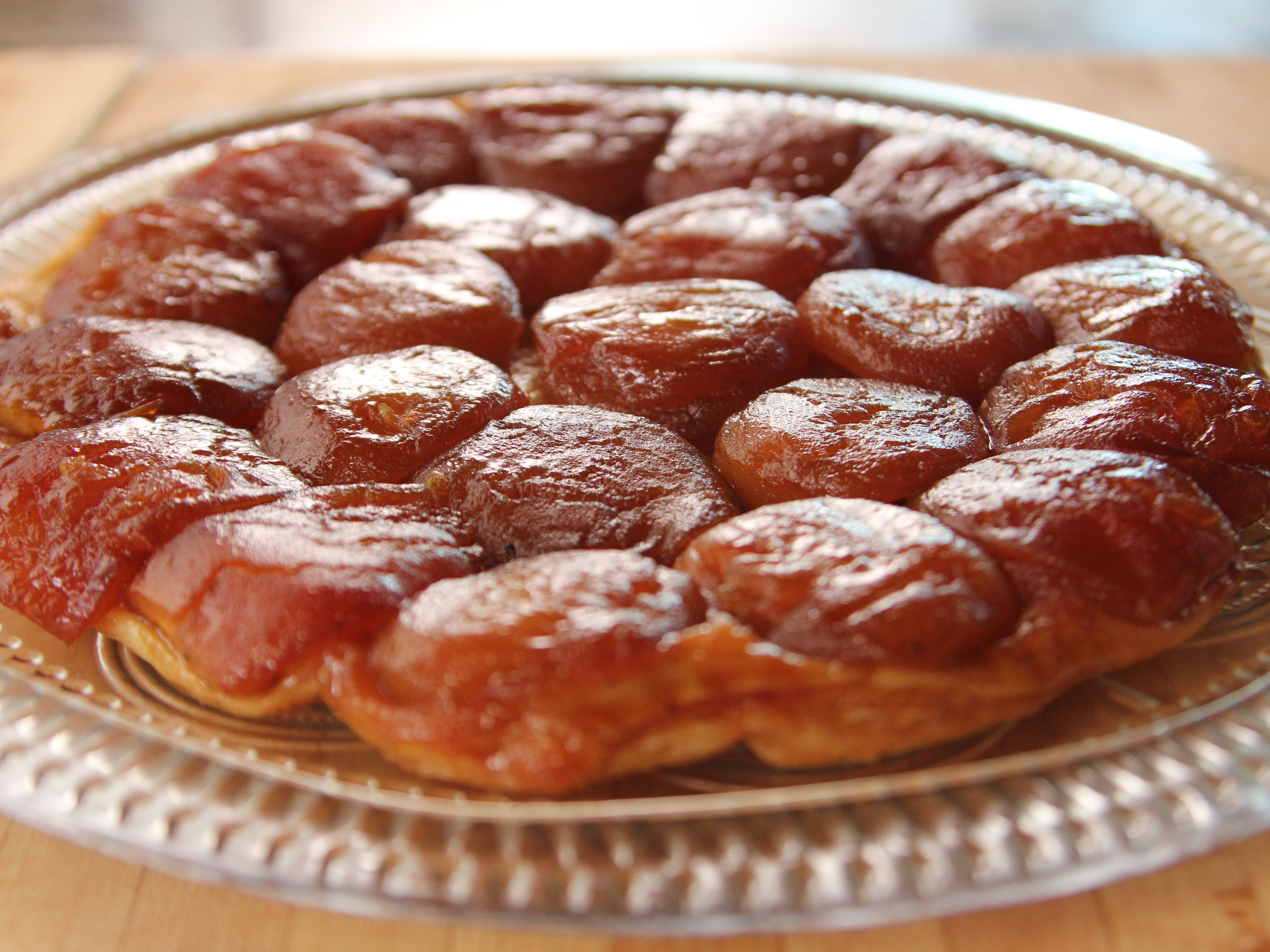 Tarte tatin recipe pioneer woman recipes and food apples tarte tatin recipe from ree drummond via food network forumfinder Image collections