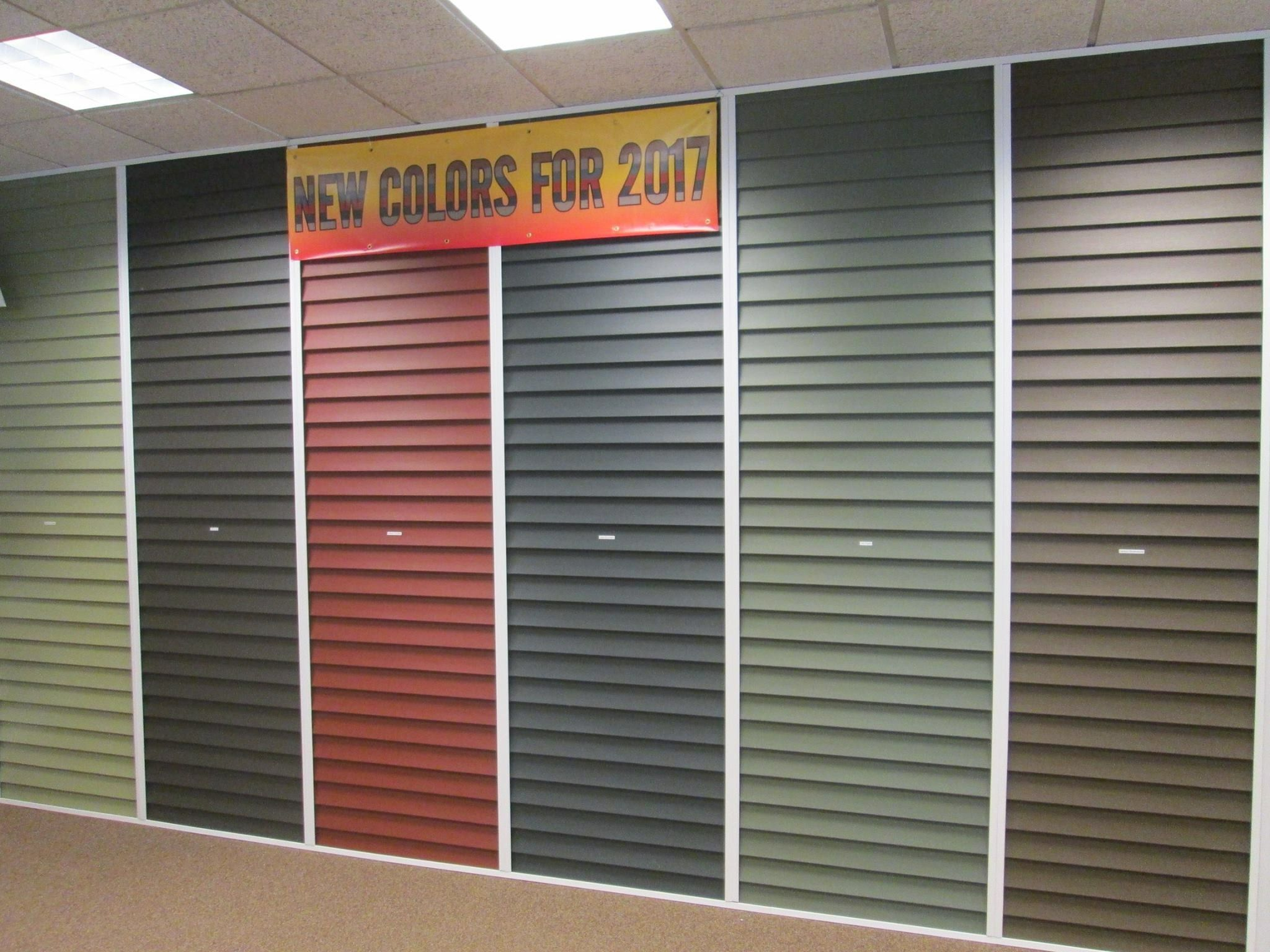 Our New Siding Color Plygem Deep Brunswick 4th From Left