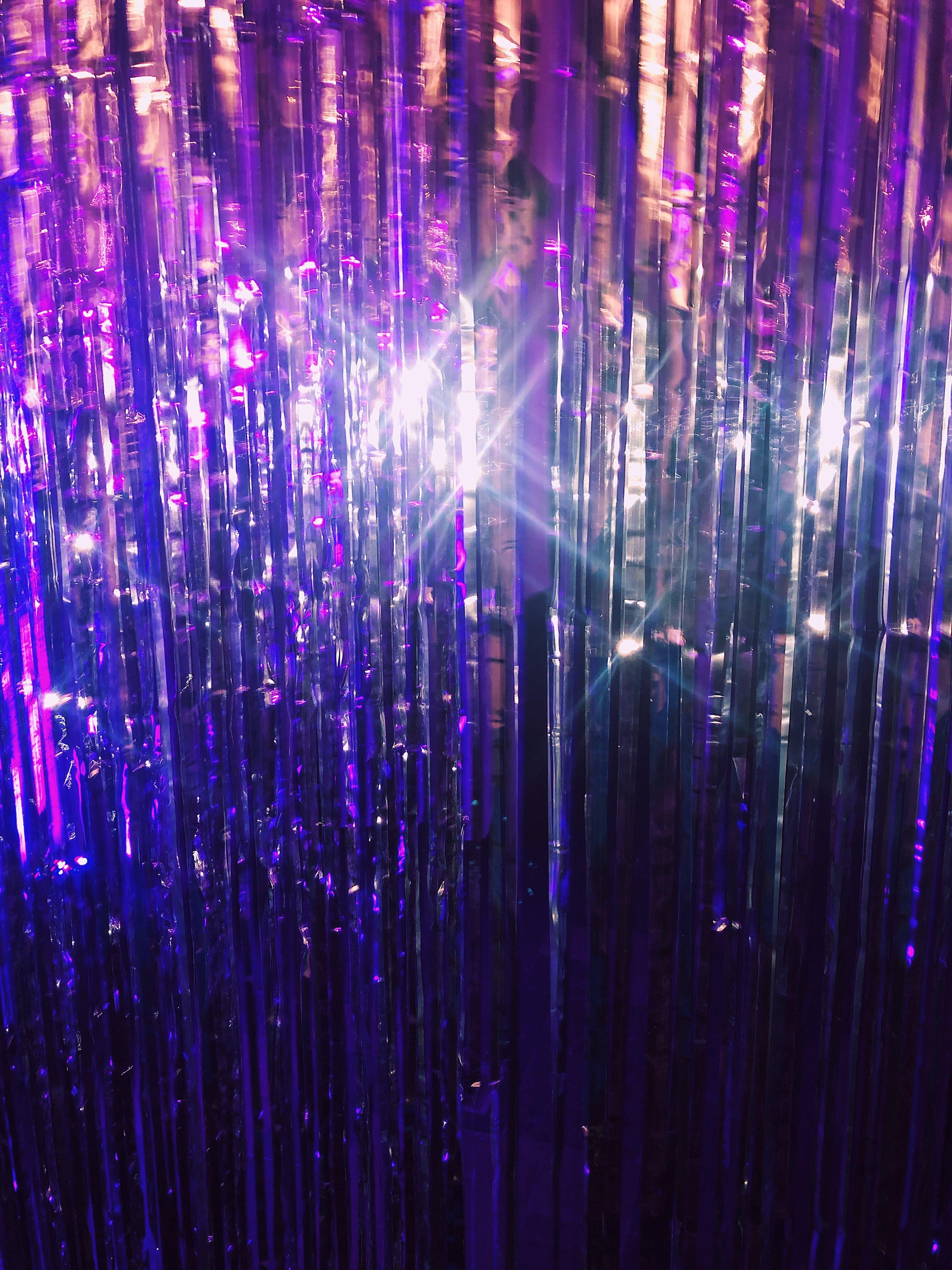 Aesthetic Shiny Purple Aesthetic Purple Glitter Shine With