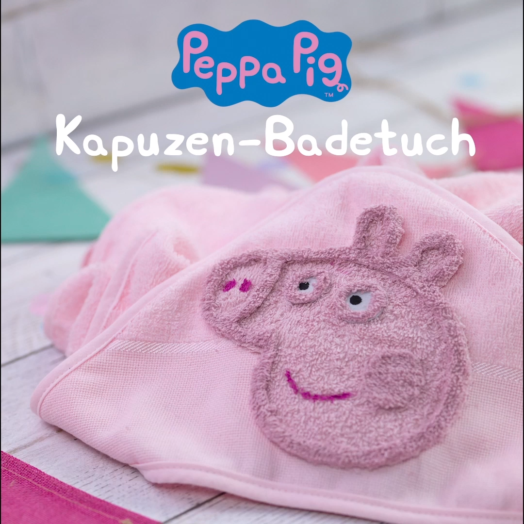 Photo of Peppa Pig DIY-Tutorials