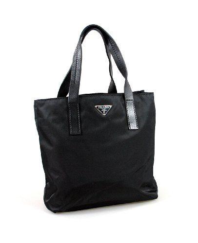 2ee0472d3367 Prada Handbag Nylon Black BN0326 « Clothing Impulse