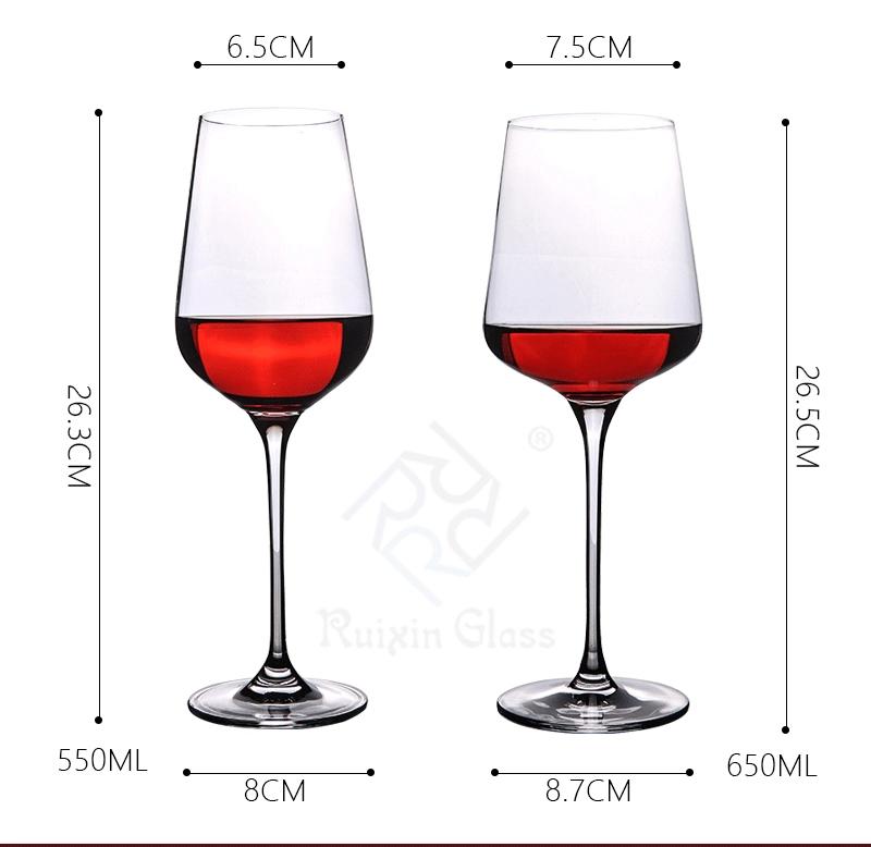 W02 Wholesale Factory Price Custom Goblet Bohemia Wine Glass Bulk Crystal Wine Glasses View Crystal Wine Glass Ruixingl Wine Glass Crystal Wine Glasses Glass