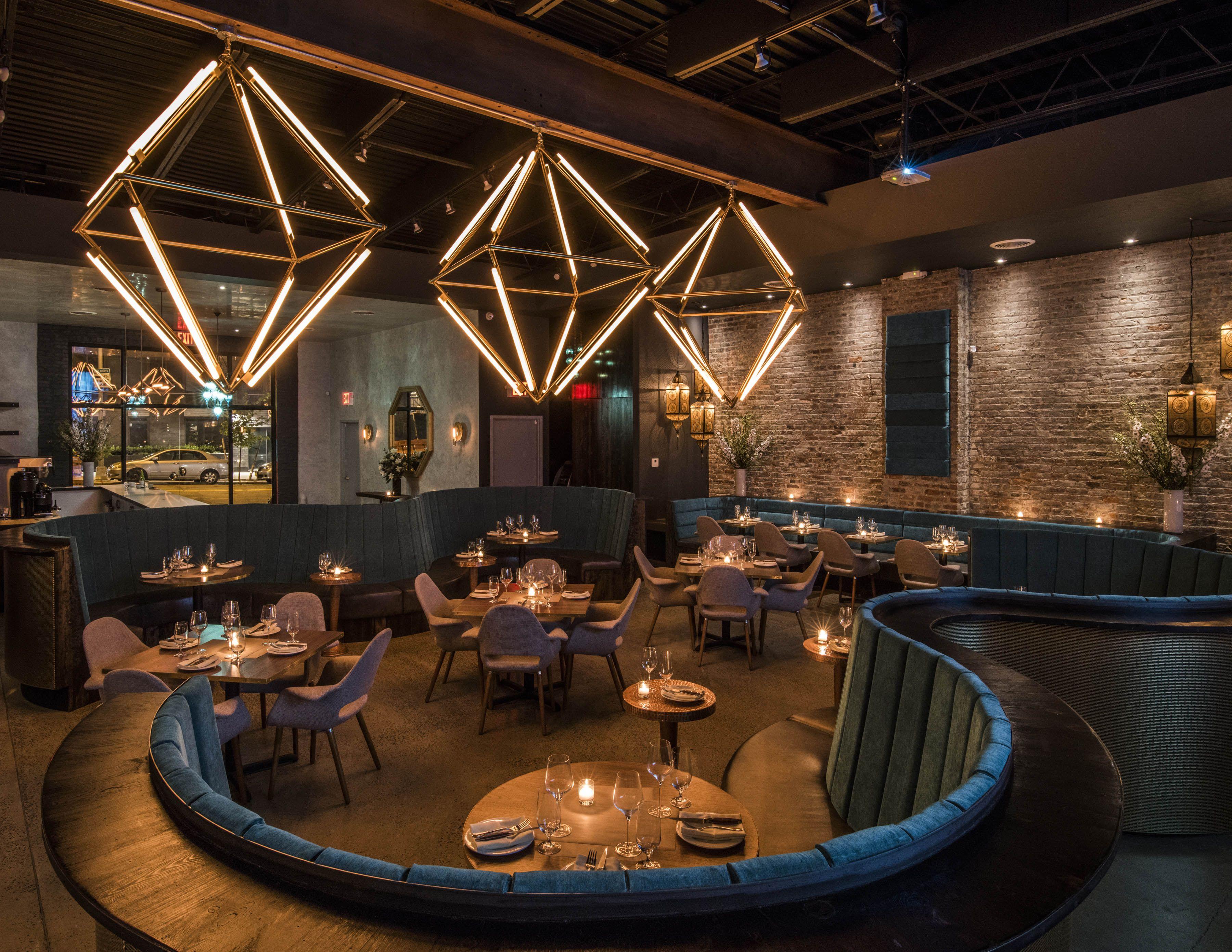 a modern thai restaurant inspired by the southest asian island rh pinterest com