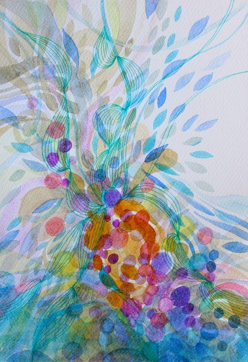 ARTFINDER: Bloom by Helen Wells.
