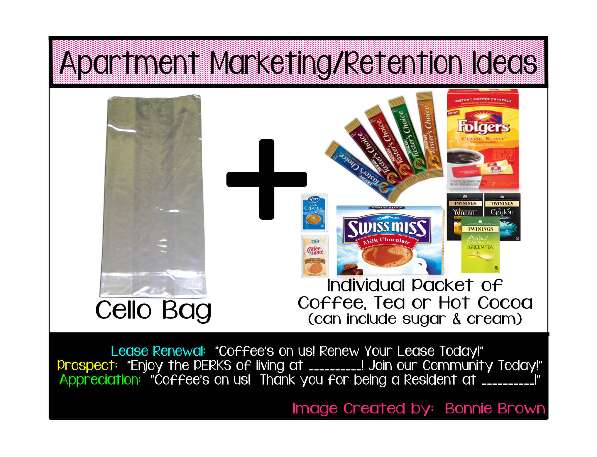 Apartment Marketing Retention Ideas Layout Designed By Bonnie