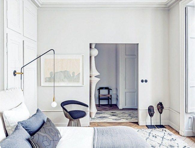 Frans appartement met jaloersmakend modern interieur lyon