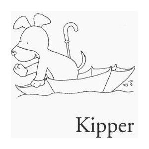 Kipper the dog brookes magic garden polyvore jack for Kipper the dog coloring pages