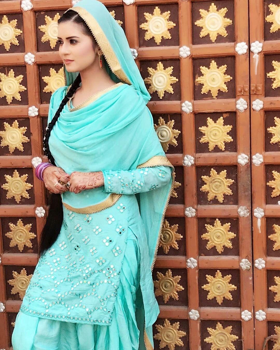 Navi.. | Punjabi | Pinterest | Punjabi suits, Patiala and Desi
