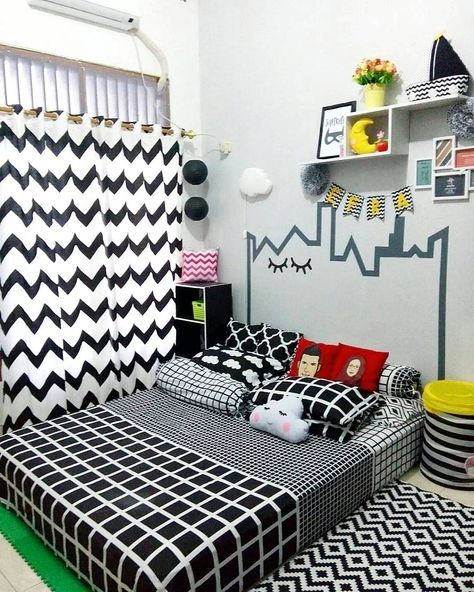 Warna Cat Kamar Anak : warna, kamar, Bedrooms/Chill, Pads/Study, Nooks