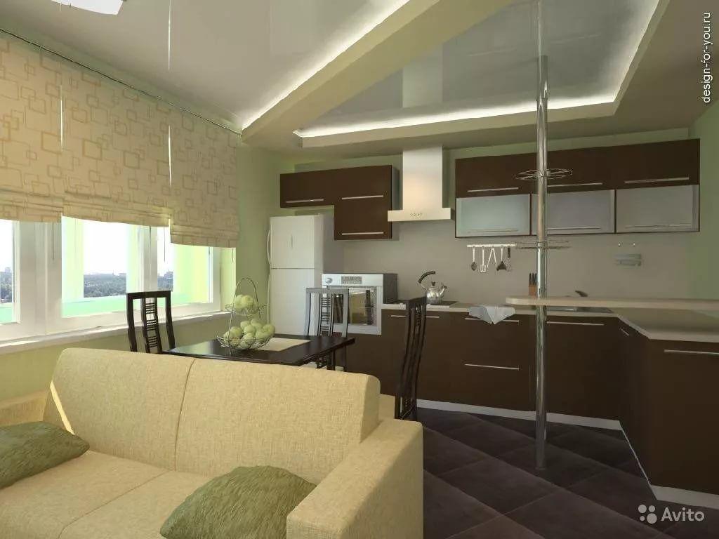 кухня-гостиная 24 кв.м с диваном фото: 11 тыс изображений ...