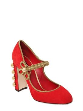 Dolce & Gabbana Mary Jane Pump 105mm WESkKWzfG