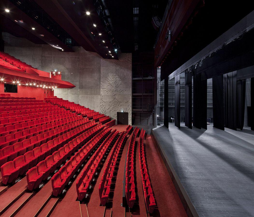 Gallery of Saint-Nazaire Theatre / K-architectures - 9
