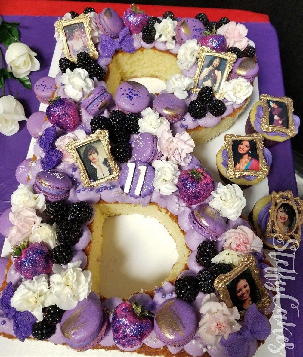 Selena Quintanilla Birthday Cake Selena quintanilla