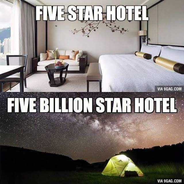 my-secret-escape66:  I'll take the five billion star any day!!
