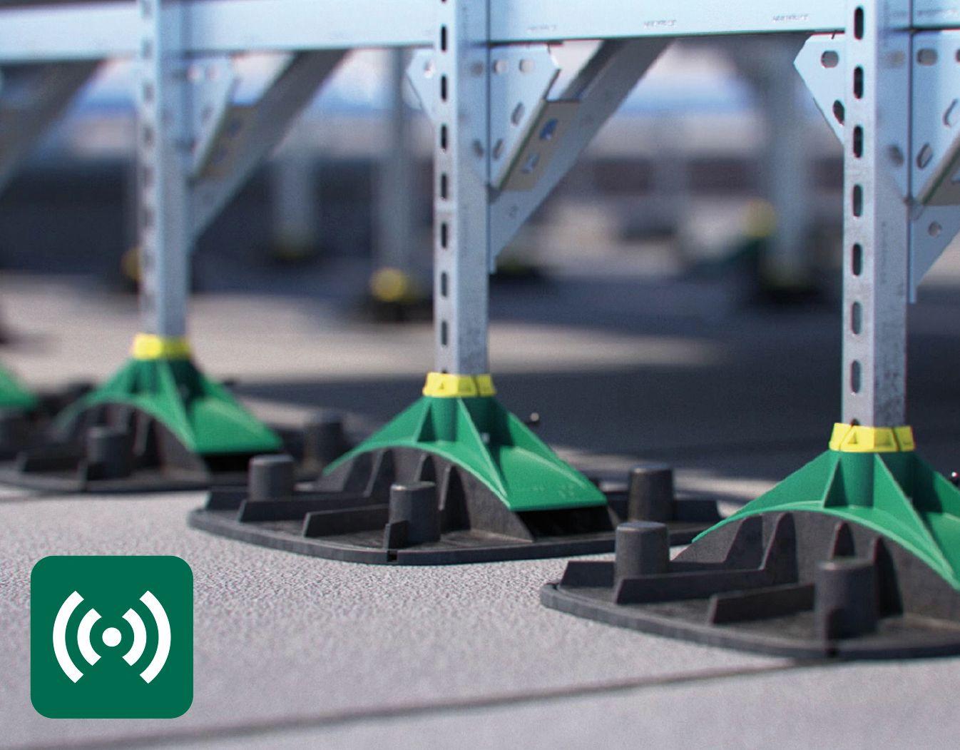 Walraven Flexibles Montagesystem Fur Flachdachinstallationen Luftungsanlagen Luftung Dach
