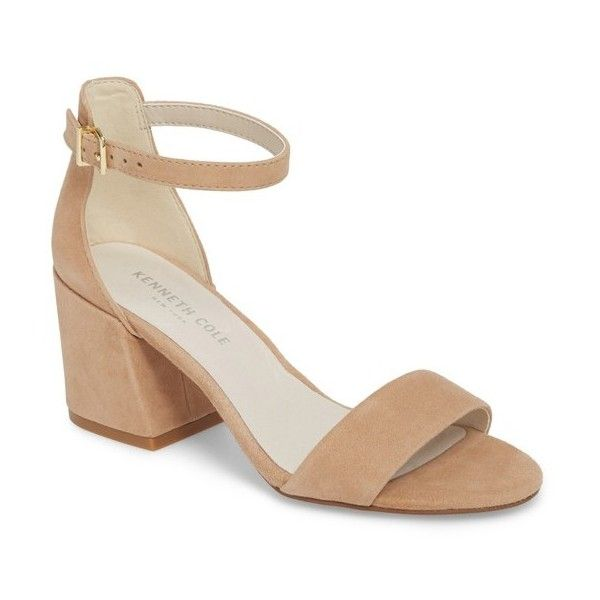 HANNON SUEDE SANDAL Kenneth Cole