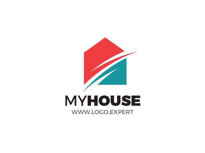 My House Logo Design - logo design, house, real, company, home ...
