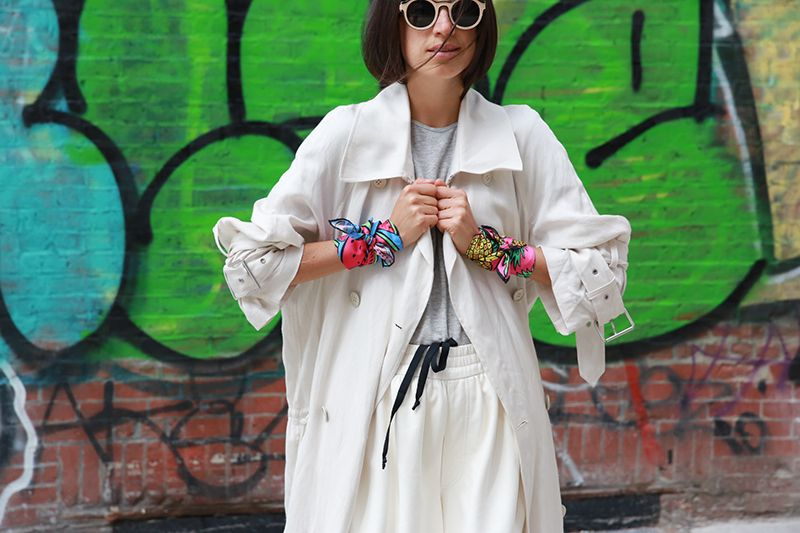 Thinking About the Summer Trench | Man Repeller
