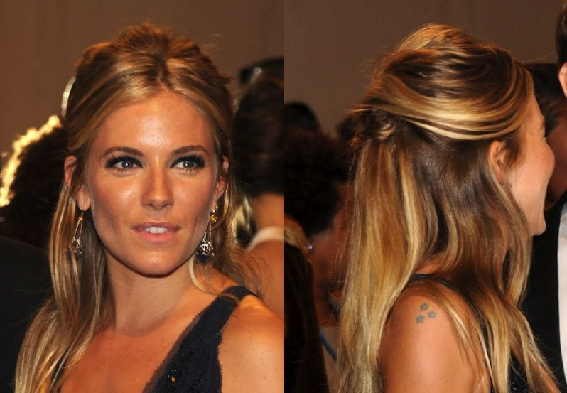 Cabelo meio preso pesquisa google cabelo meio pres0 for Daniela costanzo