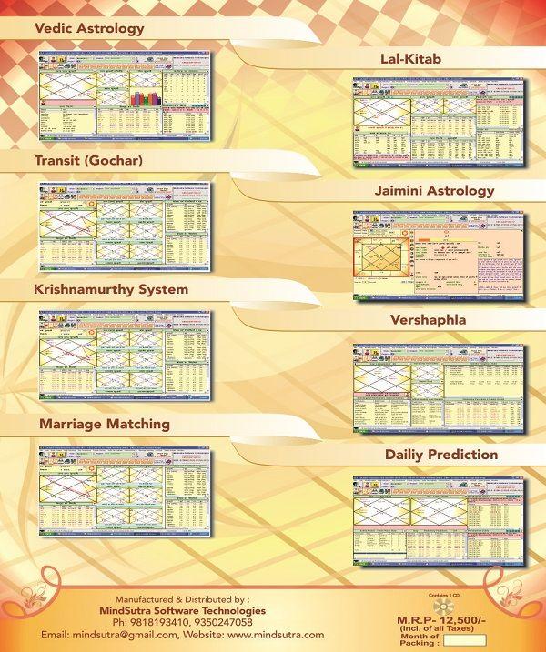 jaimini astrology software