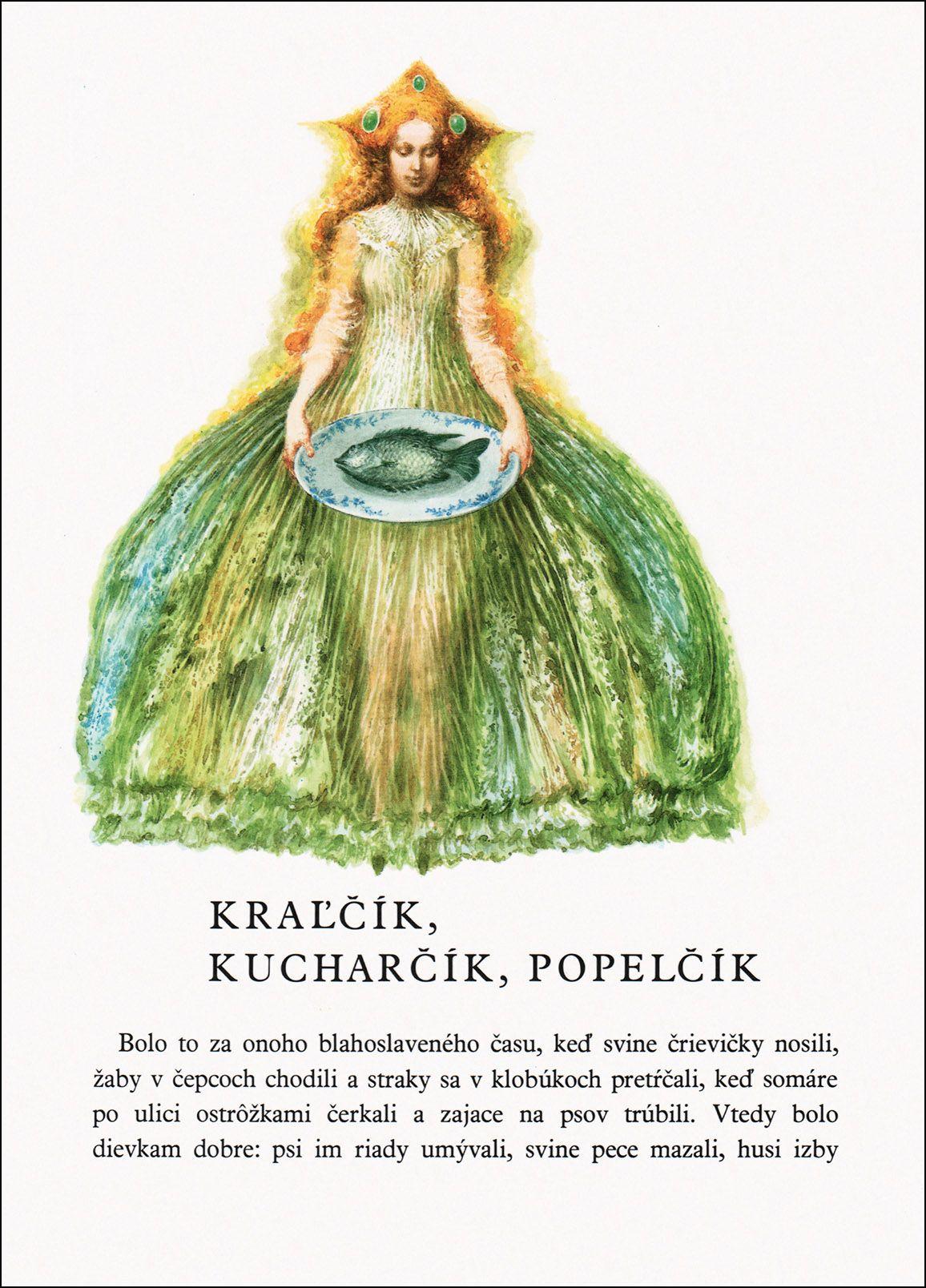 Slovenské rozprávky: tretia kniha zo zbierky Pavla Dobšinského.  Ilustroval národný umelec Albín Brunovský.