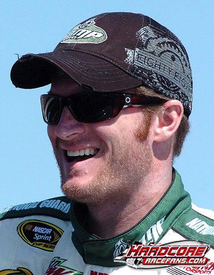 Dale Earnhardt Jr Race Car | Dale Earnhardt, Jr. has finished 12th or better in the last six Sprint ...