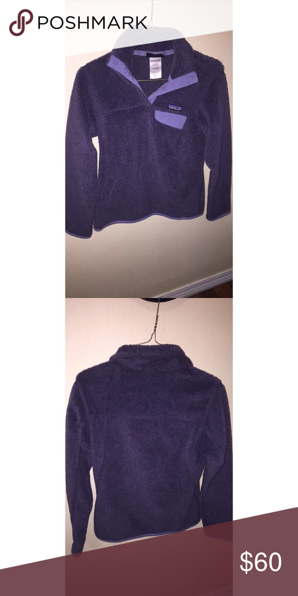 Patagonia Purple in color. Only worn a few times, just doesn't fit the way i want it to Patagonia Jackets & Coats