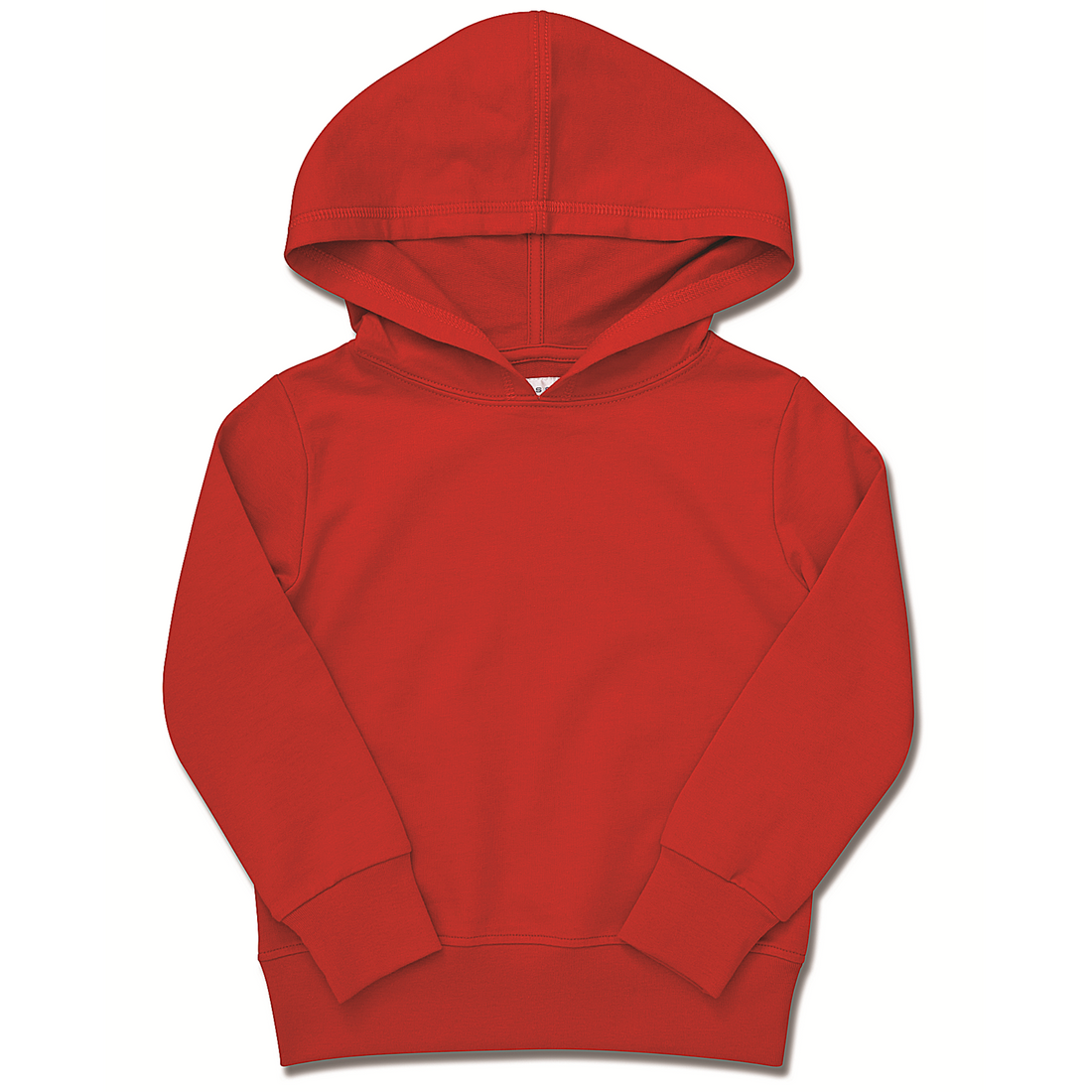 Hoodie Red - Classic Luxury Baby and Children's clothing | KelseyMaclean.com
