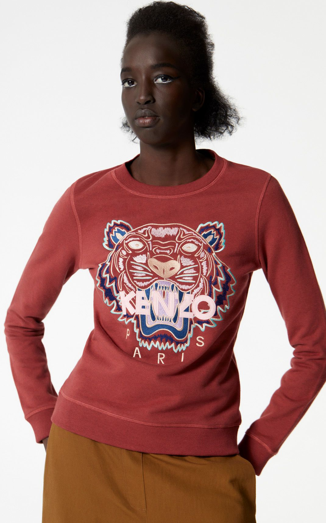 153b39a7 Tiger sweatshirt Kenzo for - Shop at Kenzo.com official online store ...