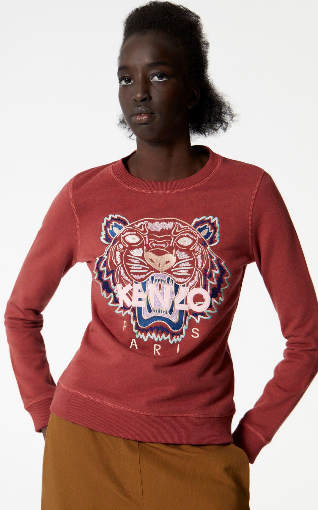 5764d2627e87b Sweatshirt Tigre Kenzo - Achetez en ligne sur la boutique du site officiel  Kenzo.com
