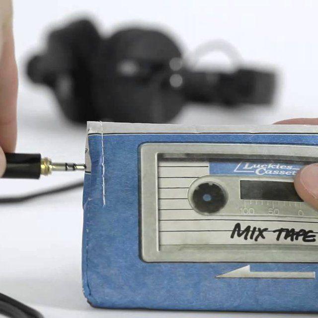 Audio Retro Smartphone Case