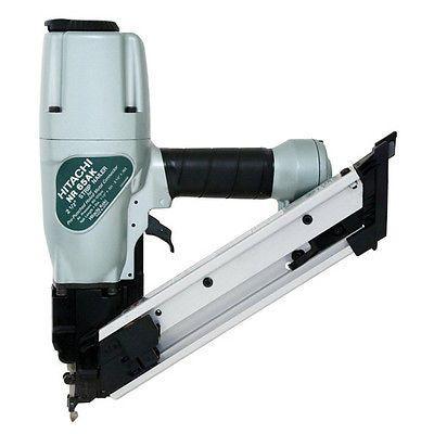 Hitachi 2 1 2 Strap Tite Strip Nailer W Short Mag Nr65ak2s New Power Tools For Sale Framing Nailers Best Random Orbital Sander