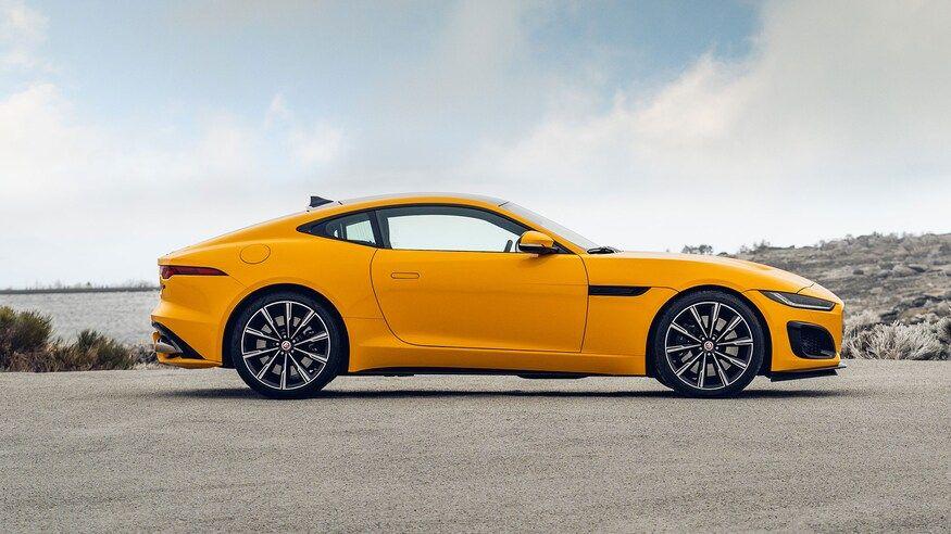 2021 Jaguar F Type R First Drive The Jungle Cat Grows Up In 2020 Jaguar F Type Dream Car Garage Jungle Cat
