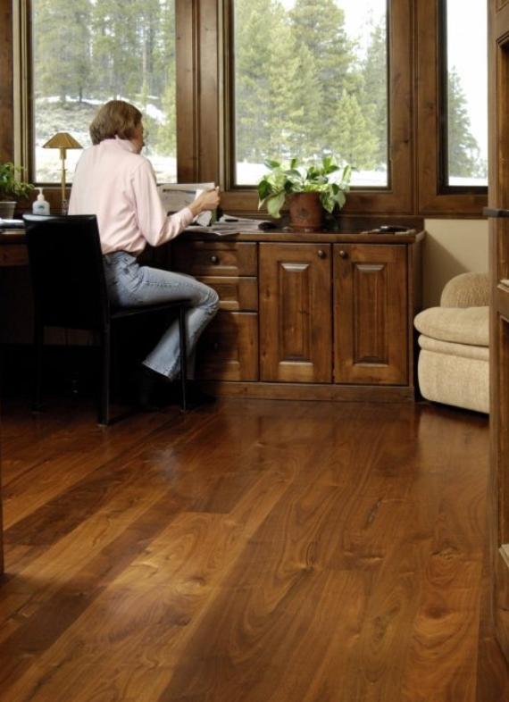 Walnut Floors Hardwood Flooring, Walnut Wide Plank Flooring