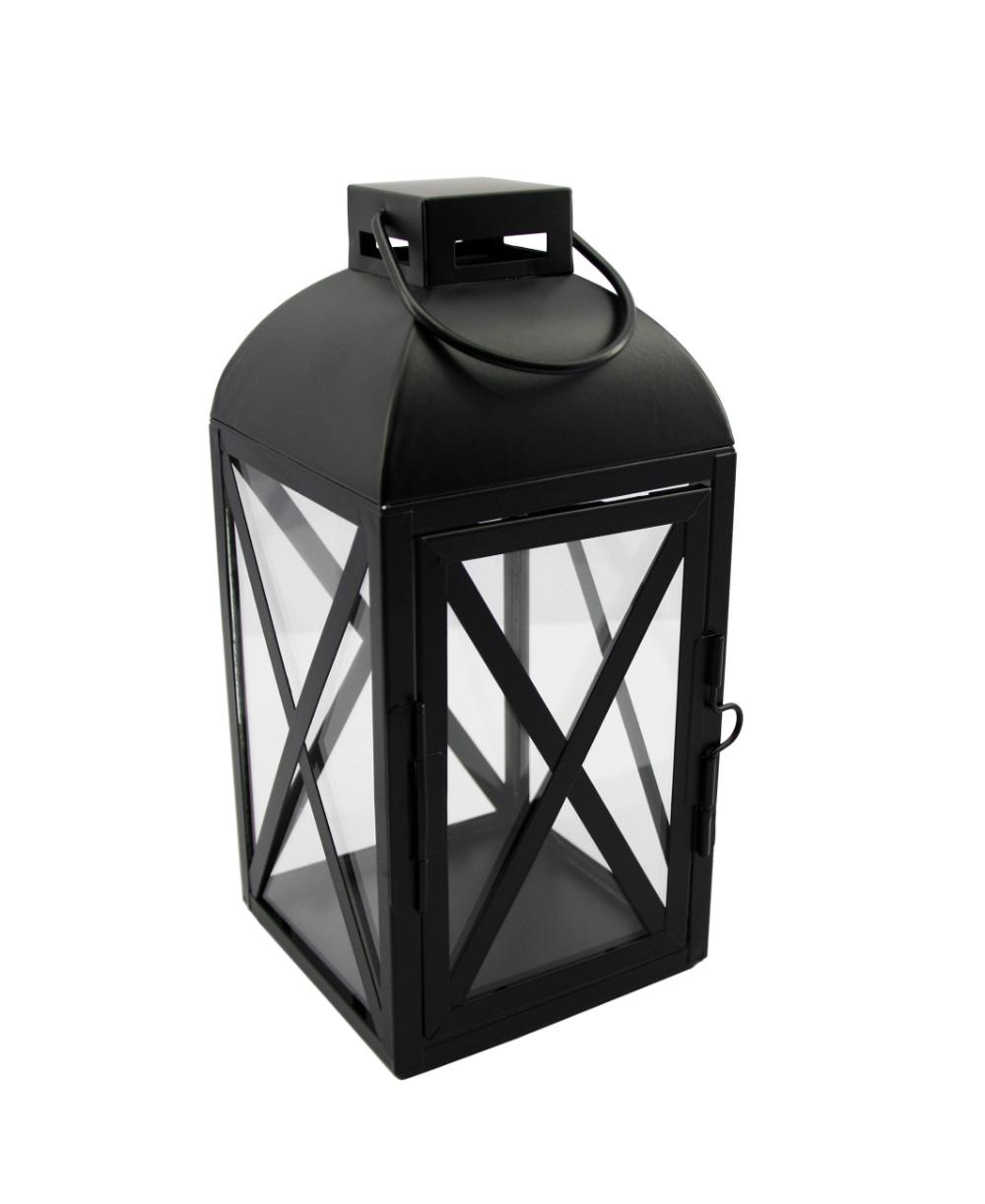 81d8a9d822650f4b73b638a1fa3f16e8 - Better Homes And Gardens Farmhouse Large Lantern Rustic Finish
