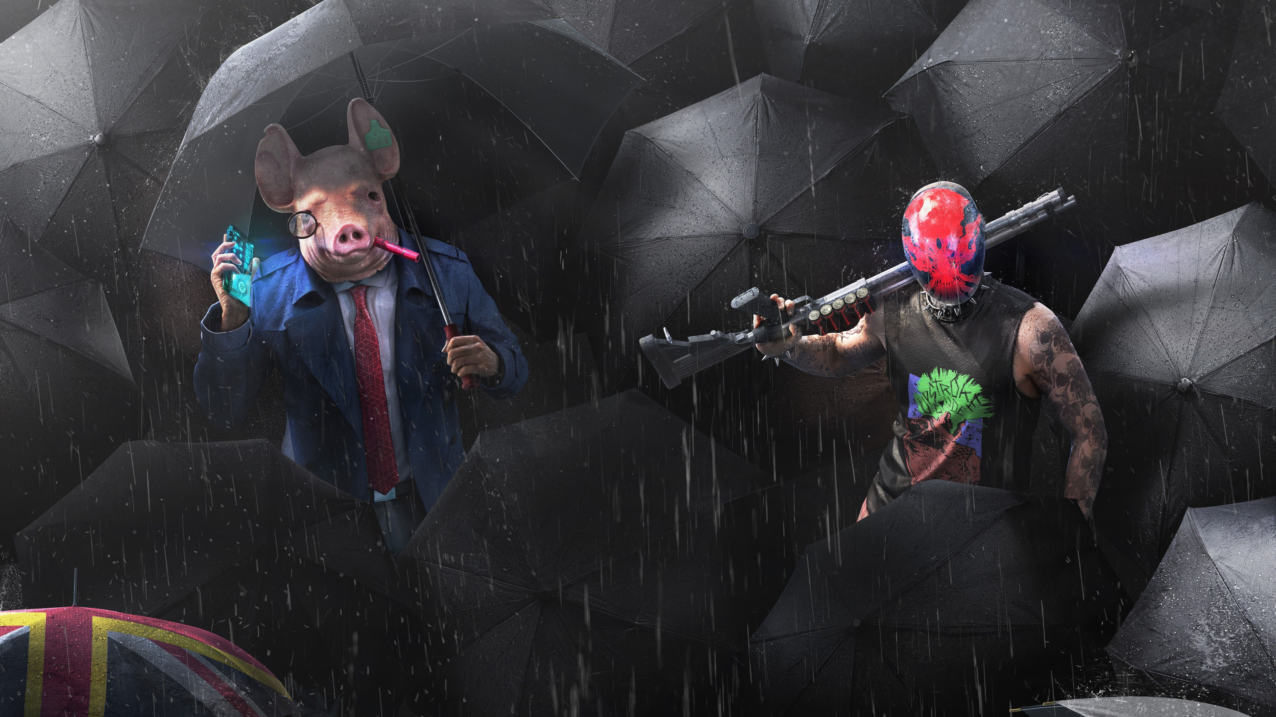 Watch Dogs Legion Is An Upcoming Action Adventure Game Developed