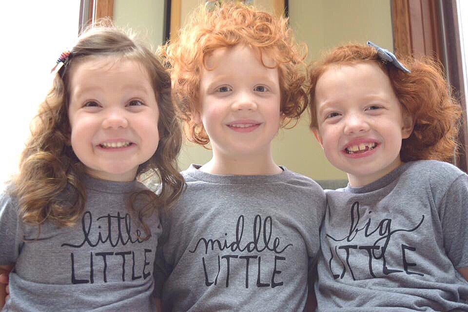 Sibling tees, kids tees, photo shoot ideas