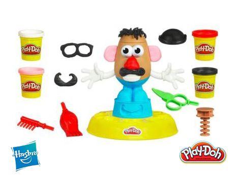 Play-Doh Crea Tu Señor Cara de Papa | Kids | Pinterest | Cara de ...