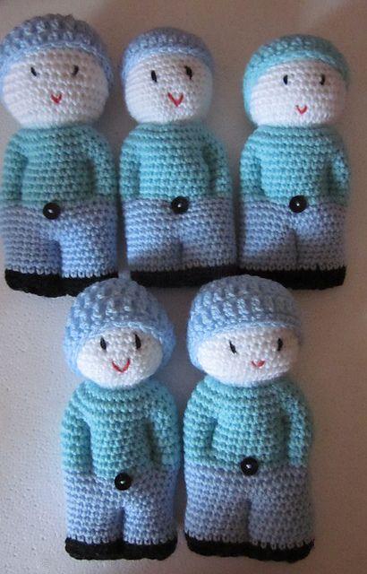 Photo of Pixeltash's Chemo Comfort dolls