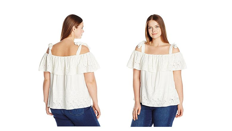 plus size tops, plus size shirts, plus size blouses, lucky brand