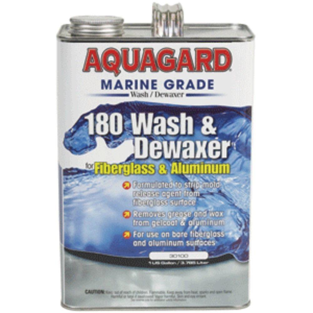 Aquagard 180 Wash & Dewaxer - 1Qt  180 Wash & DewaxerFor